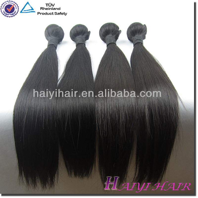 Alibaba express Fast Delivery Brazilian Virgin Cheap Straight Hair