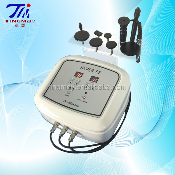 Best home rf skin tightening face lifting machine radio wave frequency monopolar machine