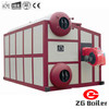 SZS 10t 2.5MPa Hot Sale Horizontal Oil Gas Fired Boiler