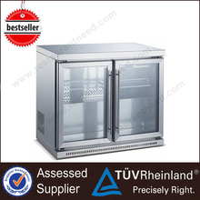 Commercial Refrigerator Branded Custom fruit and vegetable french door refrigerator