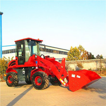 multi used cheap backhoe loader TY18 with snow blade