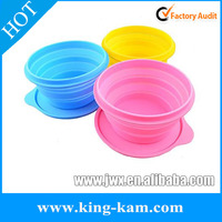 wholesale hot sale fashion new design style folding dog bowls dog collapsible feeder pet bowl portable