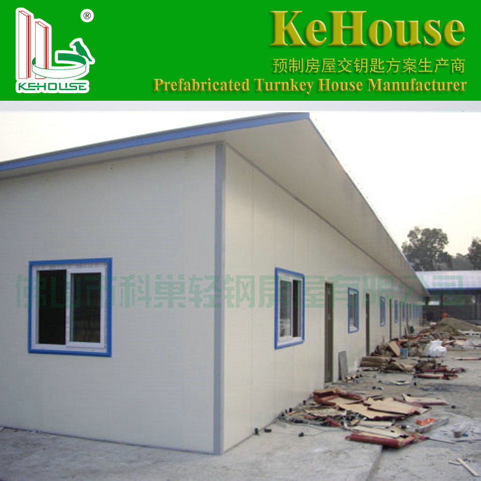 Hot sale Chinese low cost prefabricated house for sale in malaysia