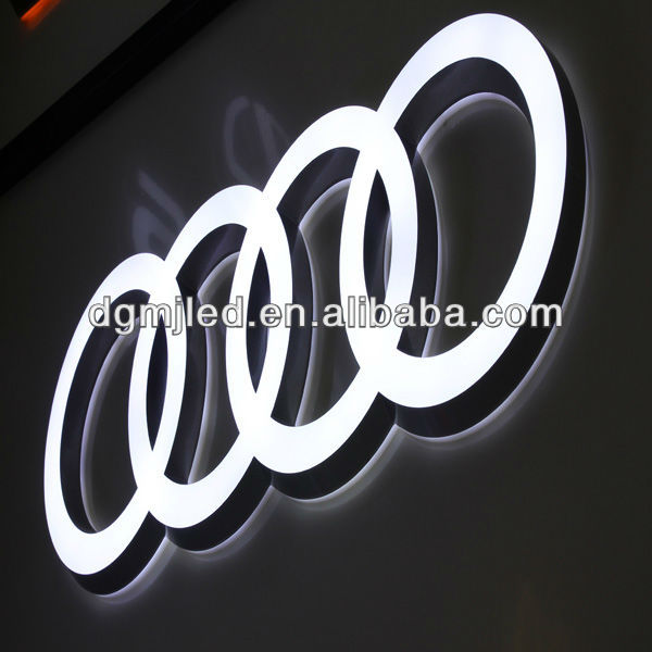 Hot New Acrylic Led Sign Car Logo With Names Buy Car Logo With - Car signs and names