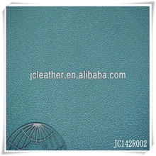 Embossed change color PU Leather with nonwoven backing for shoe lining and notebook