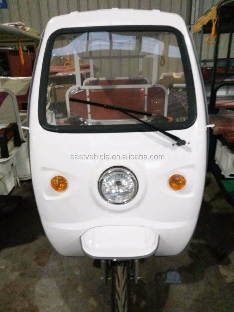 new electric scooter motor motorized rickshaws for sale bajaj tuktuk passenger three wheeler electric tricycle