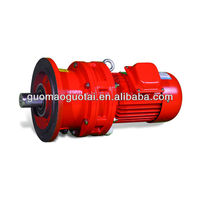 B X series vertical speed-up gearbox for wind turbine generator