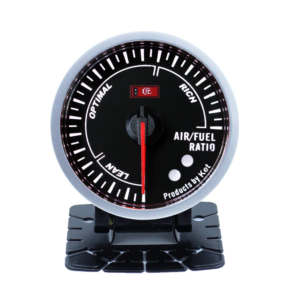 2.5 INCH 60MM Defi Advance RS Gauge Stepper Motor 7 colors Air Fuel Ratio Gauge Car Auto Gauge Meter