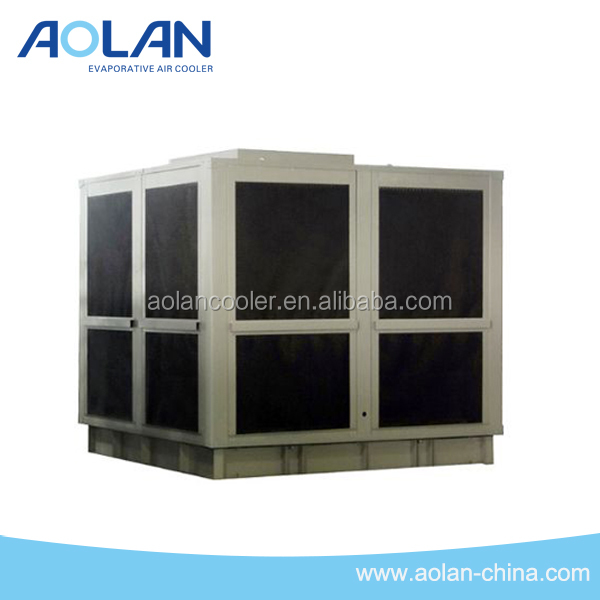 2017 new design ALZ40-LS31D AOLAN 40000m3/h warehouse cooling system