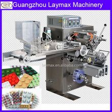 America And German Hot sale with GMP standard GMP standard alu pvc blister machine with one set mould free