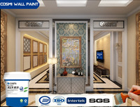 High Quality Interior Diatomite Wall & Ceiling Paint