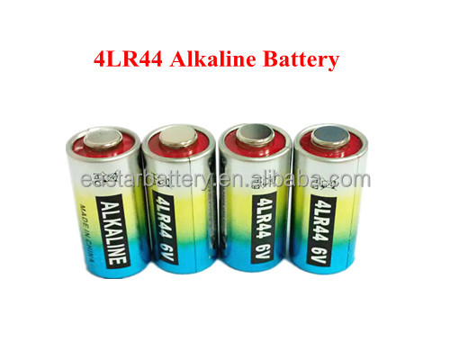 4LR44 4A76 6V Alkaline Battery For Mouse, E-Toothbrush