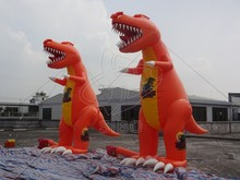 giant dinosaur inflatable animal