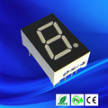 0.5 inch led display single digit 7 segment blue color led displays