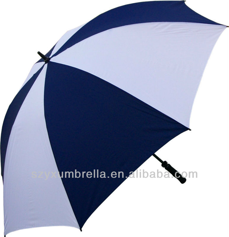 Super strong vented Golf umbrella