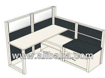 Office Cubicle Furniture - Desking System