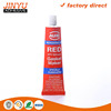 OEM ODM welcome waterproof siliconesealant red/black/grey/black auto glass sealant