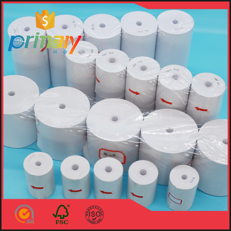 Good 3 1 8 X 230' Thermal Cash Register Pos Paper Roll 57Mm Rol 80X80M...