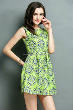 new fashion ladies dress 2014 summer dress for woman