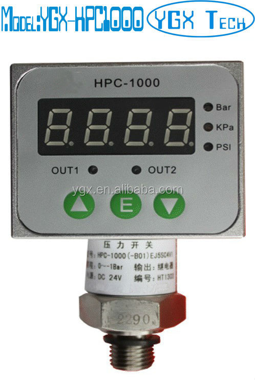 Square d pressure switches pressure gauge