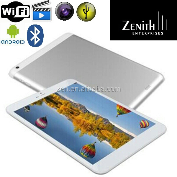 2014 Hot Item 7.85 inch android 4.2 slim 3G Tablet PC MTK8312