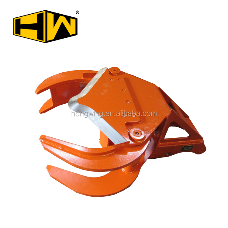 Excavator tree cutter tree shear for excavator