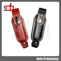 Cheap and good quality wholesale leather usb flash drive