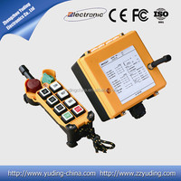 driving crane hoist crane wireless Air traffic industrial remote control