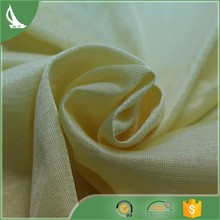 polyester spandex material plain style knitted fabric,thick sports and athletic fabric