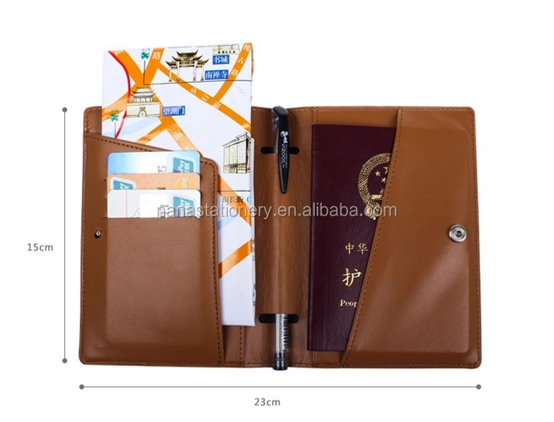 Airline tickets holder, passport holder NS-1134