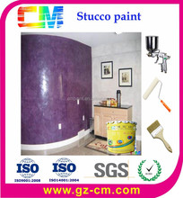 Interior Wall Stucco Paint Texture decorative wall coating