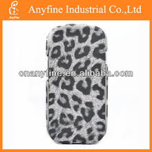 Leather (Leopard grain) cases for Samsung S3 I9300, high quality