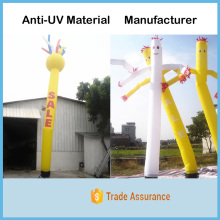 Commercial Inflatable Air Dancer , Inflatable Tube Man , Air Puppet For Advertising