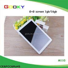 "1280x800 G+G glass screen 10.1""inch tablet pc support 32gb tf card wifi 3g"