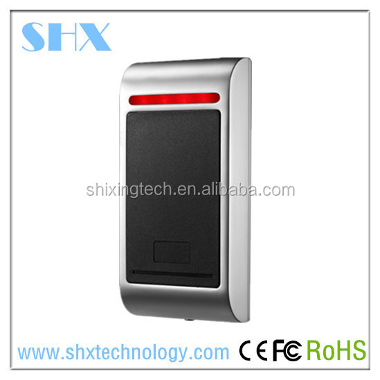 Anti pass back IP68 Waterproof access control system with card reader