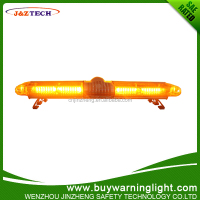 Full range color LED strobe lightbar