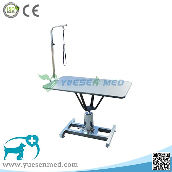 Guangzhou best selling cheap pet dog grooming table for sale