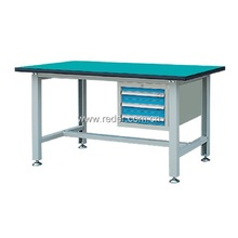 1000kg Load capacity heavy duty work benches with drawers