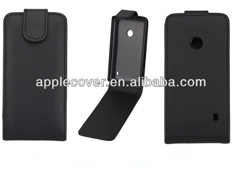 flip leather cover for nokia lumia 520,for nokia 520 case