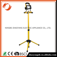 Professional working light rechargeable working light led floodlight