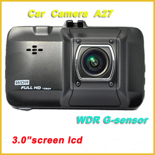 Factory A27 3.0 inch LCD OEM 1080P full hd Original front mini dash cam G1W
