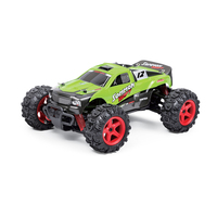 Funny rc toys 1/24 2.4g 4wd high speed scale model car