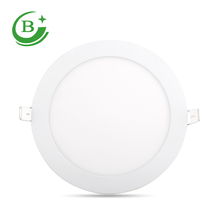 China manufacture celling 6w round led panel light