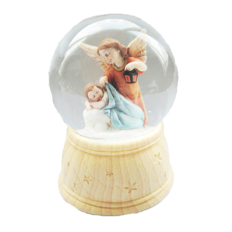 Wholesale christian religious statue jesus christ and mary moulds snow globes
