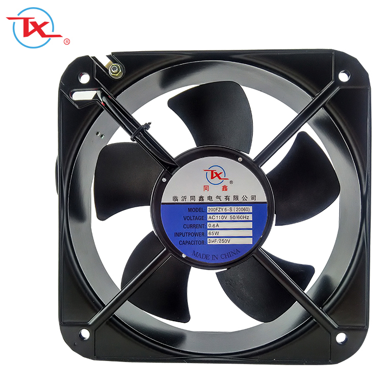Cheap Solar <strong>Fan</strong> 20060 110v 220v 380v High-temperature Exhaust <strong>Fan</strong> 200x200x60 Industrial Cooling Axial Flow <strong>Fan</strong>