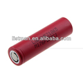35A battery 18650 ICR18650HE2 2500mah battery with flat top VS MNKE 18650 battery