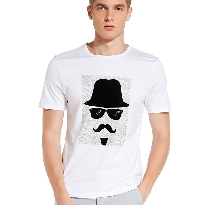 New funny printed bangladesh cotton t shirts suppliers for T shirt suppliers wholesale