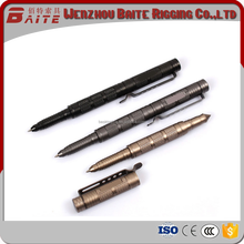 Aluminum nice multifunctional metal writing tools bodyguard for emergency / Tactical Pen b7 for safeguard