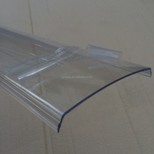 LED Clear PC Lens Extrusion Product Manufacture FW001 4ft 8ft