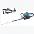 22.2cc gasoline hedge trimmer one blade hedge trimmer easy carrying trimmer